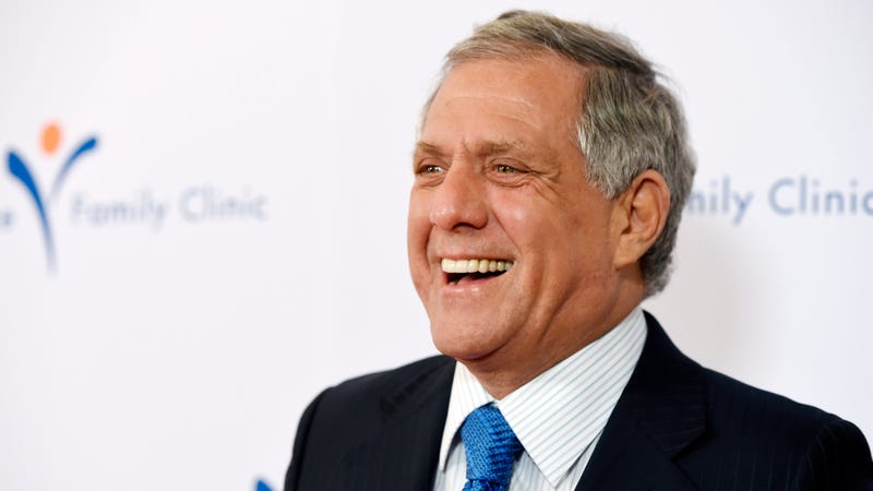 Illustration for article titled CBS Is Trying to Figure Out What to Do About Les Moonves