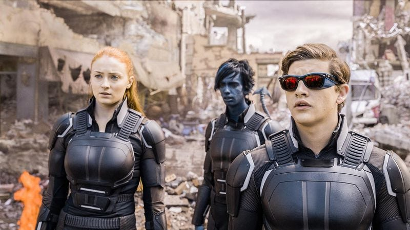 Illustration for article titled X-Men: Apocalypse (2016)