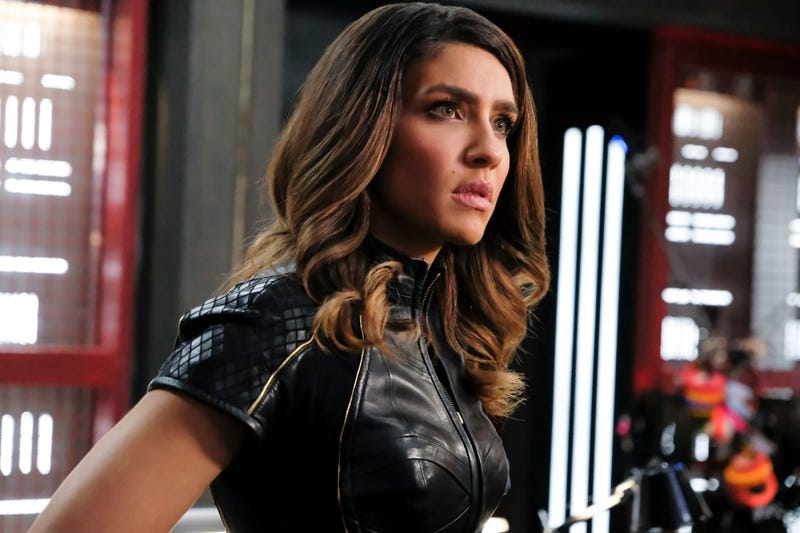 Juliana Harkavy (Photo: Bettina Strauss/The CW)