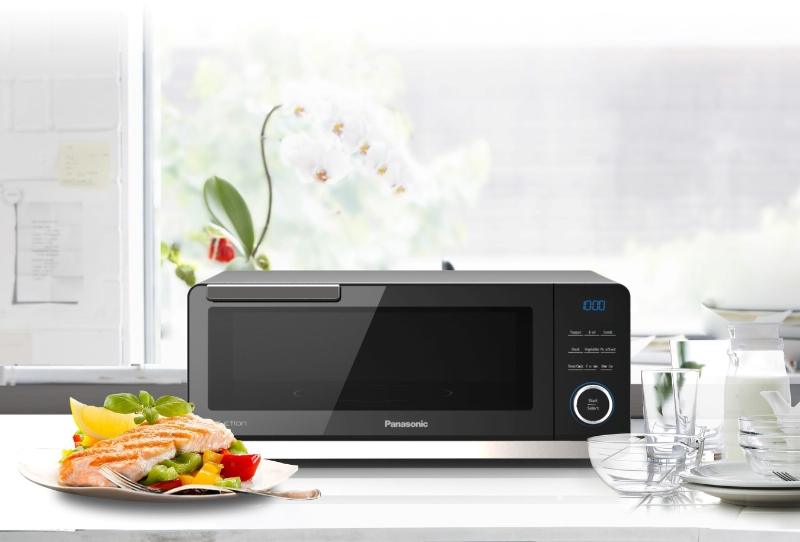 Panasonic Wants To Transform Home Cooking With Their Countertop Induction  Oven