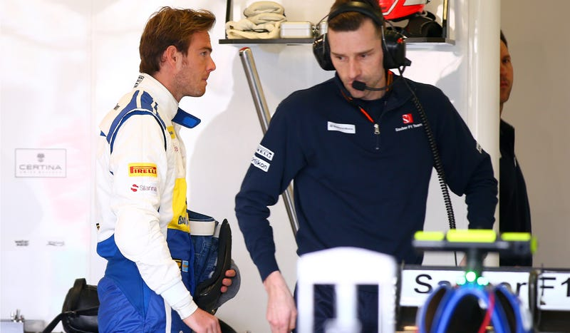 Illustration for article titled Sauber Won't Know If Its Assets Could Be Seized Until Saturday