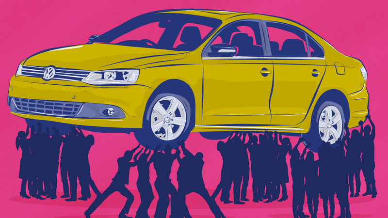 Illustration for article titled I Own A Tainted Volkswagen. Should I Join A Class Action Lawsuit?