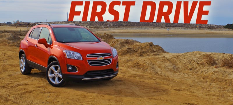 Illustration for article titled 2015 Chevy Trax: A Straight-Edge College Student That Still Gets Laid