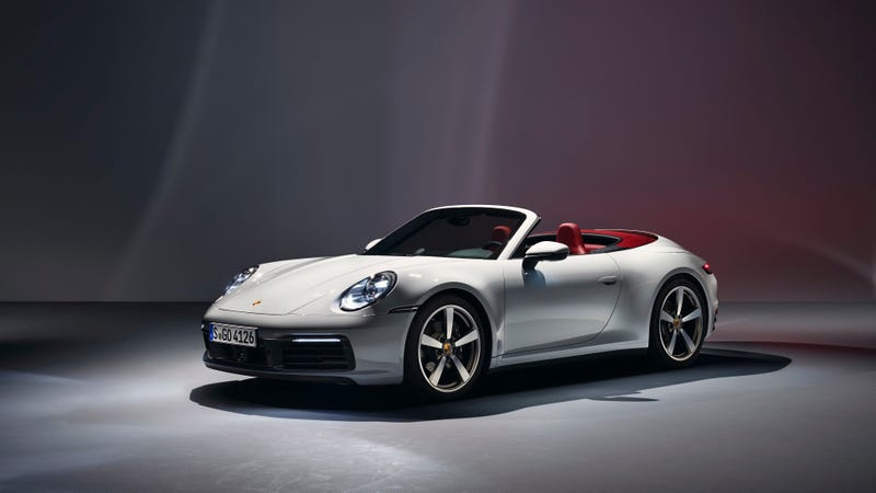 Illustration for article titled The Base Model 2020 Porsche 911 Will Start At $97,400