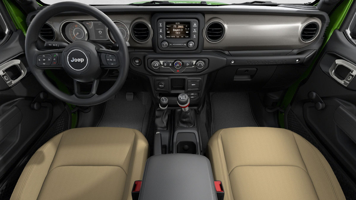 Show Us How You D Configure Your Awesome 2018 Jeep Wrangler