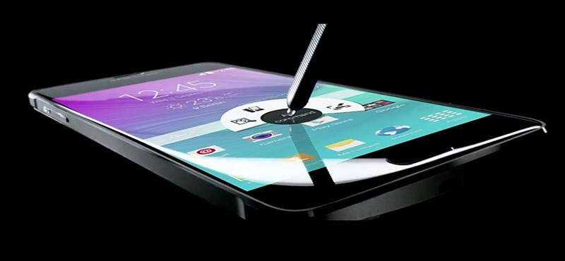 Illustration for article titled Galaxy Note 4: el gigante de Samsung se ve mejor que nunca