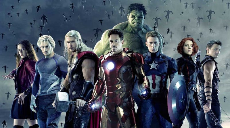 Illustration for article titled Avengers: Age of Ultroncontaba originalmente con un superhéroe más