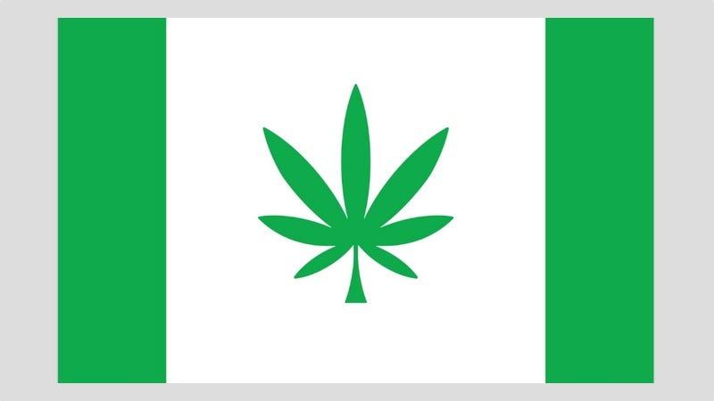 La nueva bandera de Kanepi