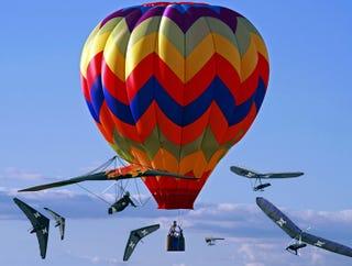 Illustration for article titled Hang-Glider Gang Terrorizes Elderly Hot-Air-Ballooning Couple