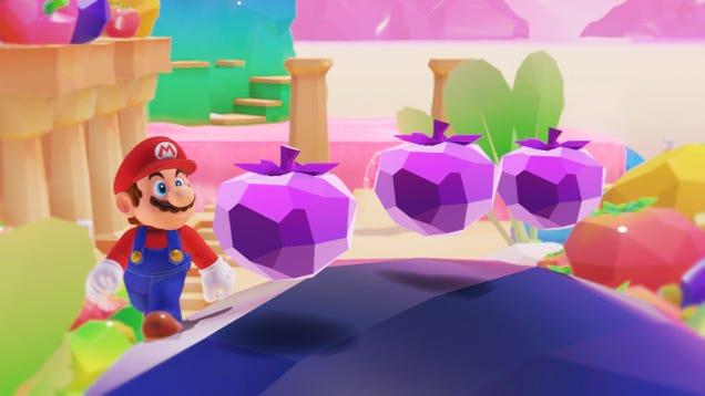 Lila Münzen Sind Das Beste Sammlerstück Von Super Mario Odyssey