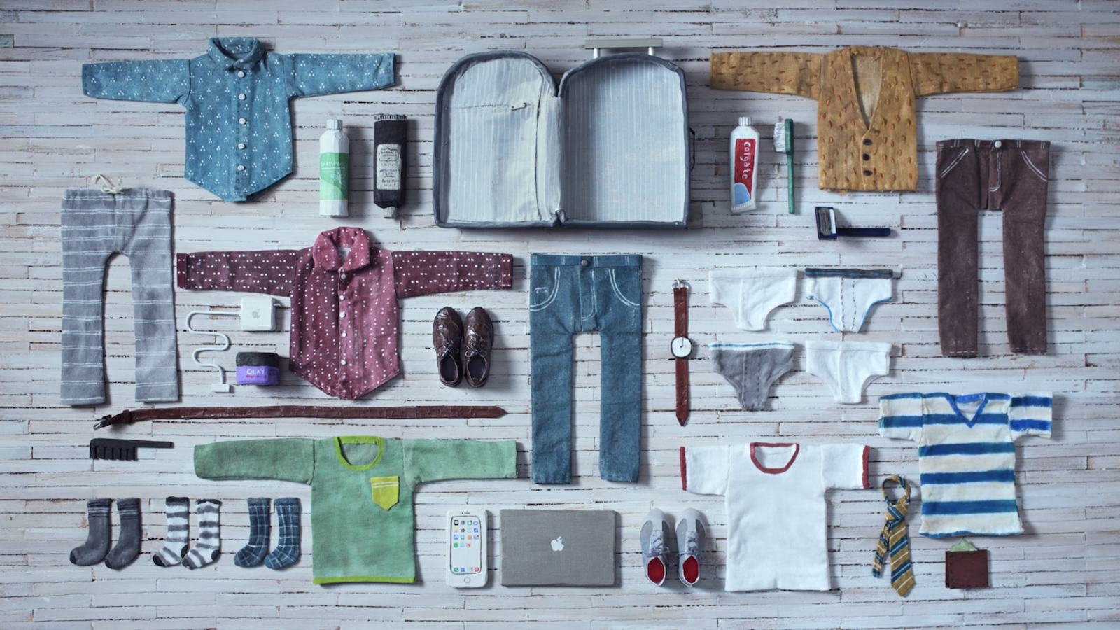 Watch This Heartrending Short Film About How to Pack a Suitcase