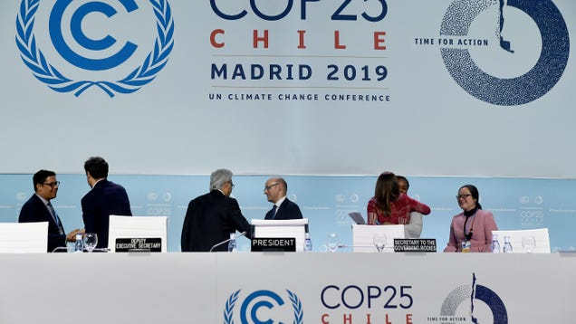 UN Climate Summit Ends With a Whimper