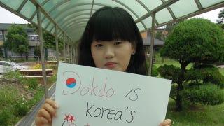 Illustration for article titled A dél-koreai irredentizmus komikus kis szigetecskéi