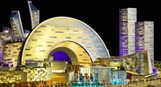 Illustration for article titled El centro comercial más grande del mundo será como una pequeña ciudad
