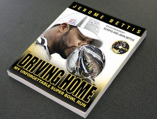 Illustration for article titled Jerome Bettis' New Tell-All Book Brings Down Beloved Steeler Jerome Bettis