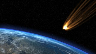 Illustration for article titled An Asteroid Will Fly Past Earth This Monday