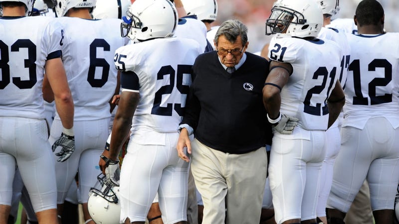 """Illustration for article titled Joe Paterno Is Reportedly """"Near Death"""" [UPDATE]"""