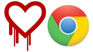 Illustration for article titled Chromebleed Notifies You if a Visited Site was Hit by Heartbleed Bug