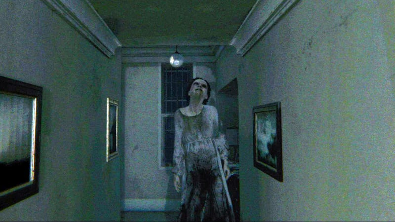 Illustration for article titled The Scariest Thing In P.T. Was Following You All Along