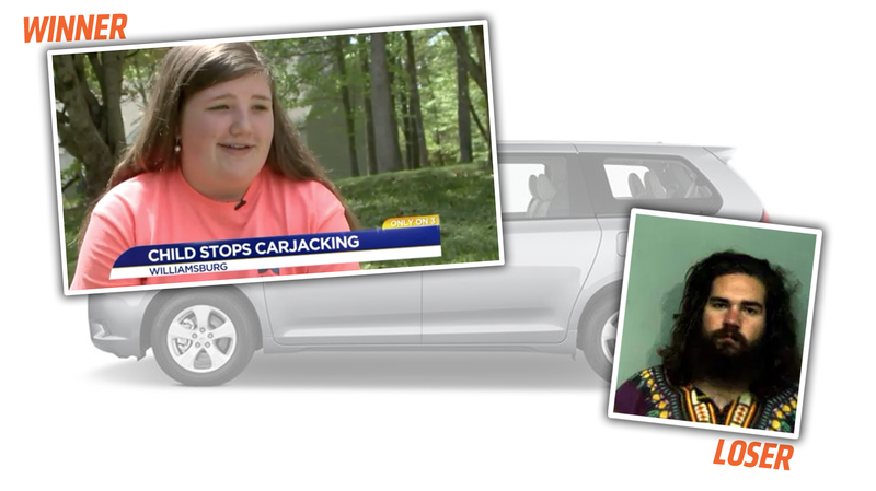 Illustration for article titled Hero 12-Year-Old Stops Carjacker Because She Knows Cars