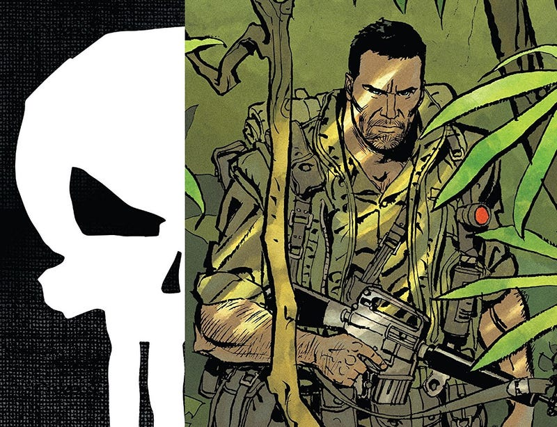 Illustration for article titled Punisher: The Platoon is a Fascinating Look at Frank Castle's First Tour in Vietnam