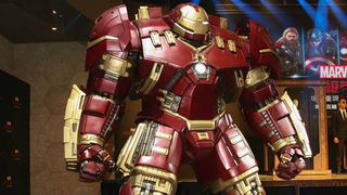 Illustration for article titled A Mere $21,500 Will Buy You A Life-Sized Hulkbuster
