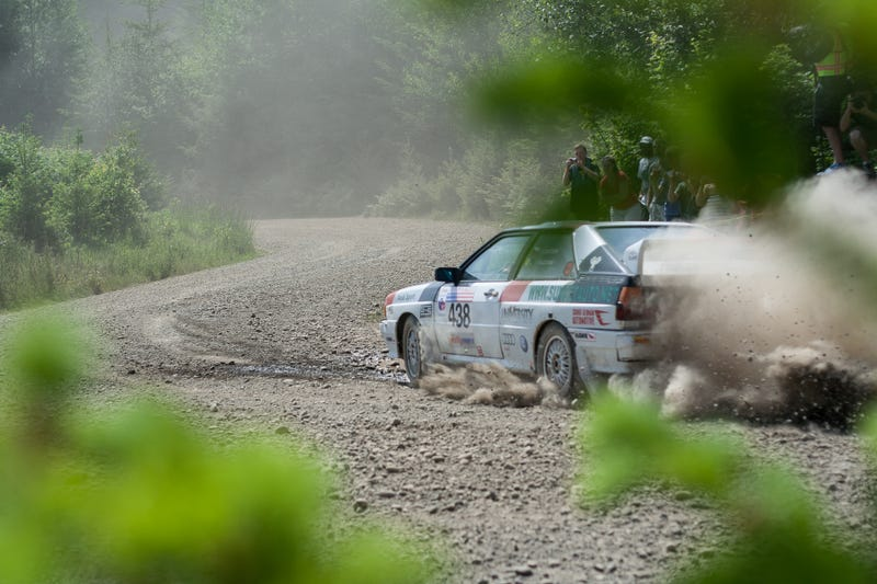 Illustration for article titled Snapshots from Olympus Rally [re-post]