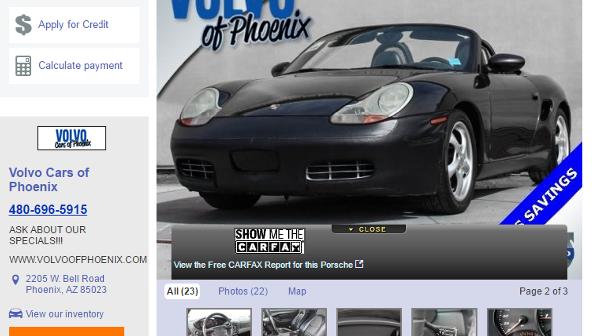 Here Is How Much It Really Costs To Own A Cheap Porsche Boxster