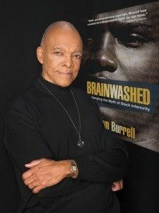 """""""Brainwashed"""" author Tom Burrell"""