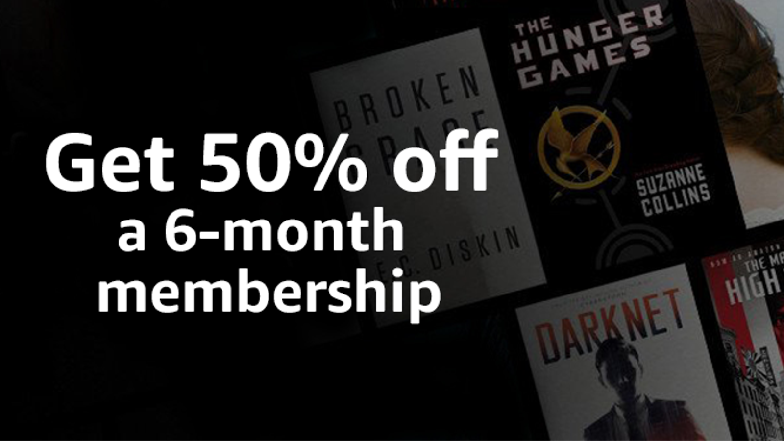 Kindle Unlimited Is 50% Off For New Subscribers