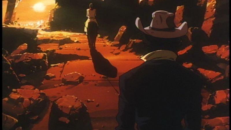 """Illustration for article titled Cowboy Bebop: """"Cowboy Funk"""""""