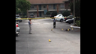 Lakeland, Fla., police are investigating the shooting of a 15-year-old who was fatally shot by an apartment-complex security guard.Fox 13 Screenshot