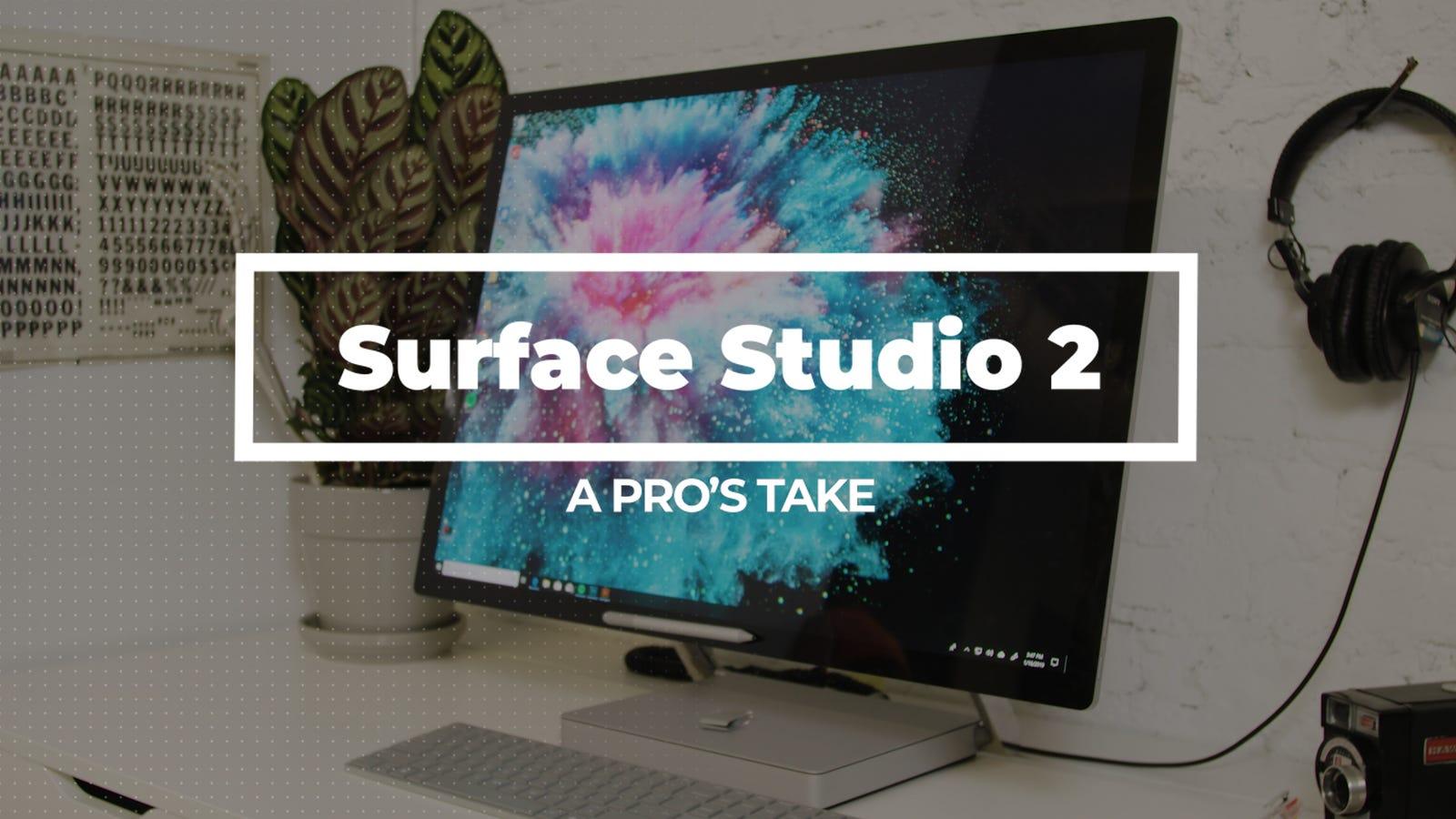 microsoft surface studio 2 price