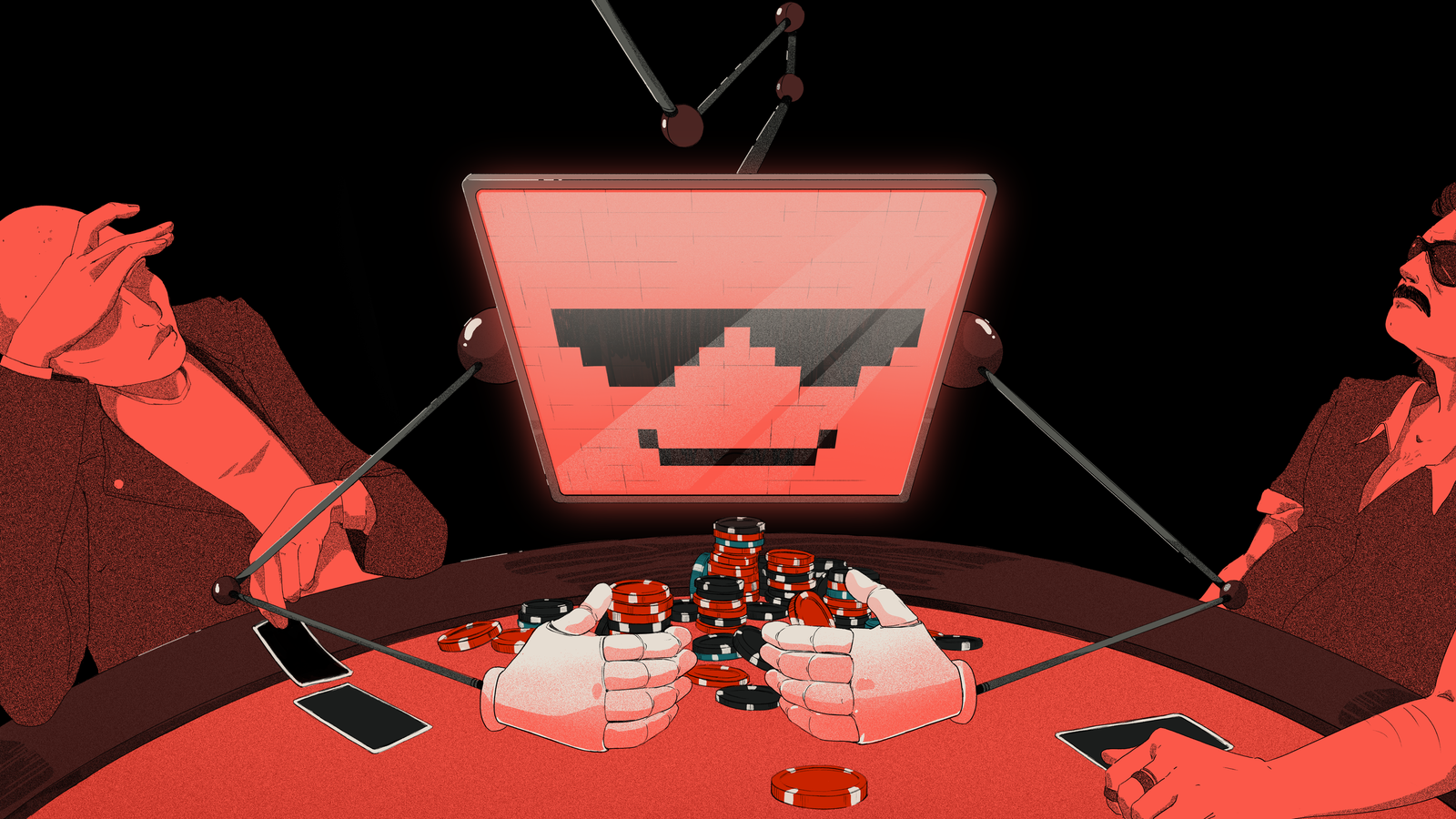 'Superhuman' AI Crushes Poker Pros at Six-Player Texas Hold'em