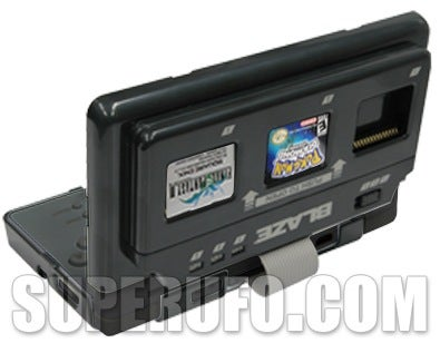 Illustration for article titled Nintendo DS Game Selector Switches Between, Shows Off Your Top 3 Games