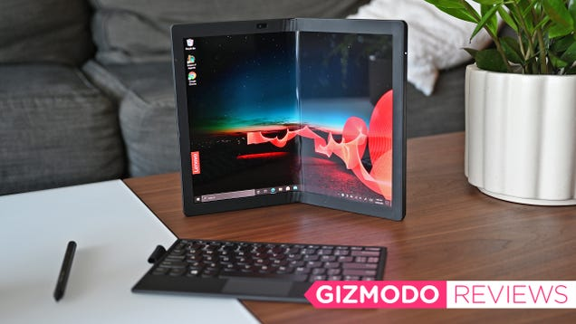 Lenovo ThinkPad X1 Fold Review: Standing at a Crossroads