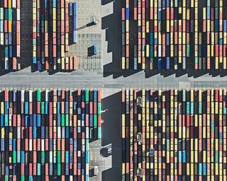 Illustration for article titled Las impresionantes fotos aéreas de Bernhard Lang