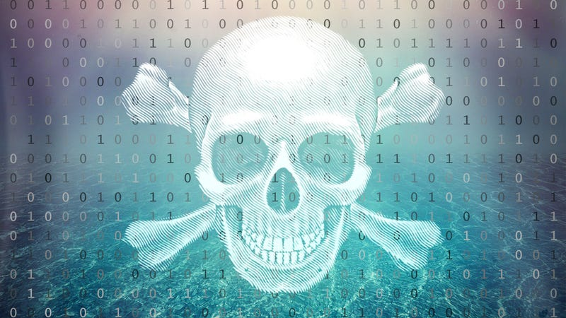 Do internet pirates profit from what they do?