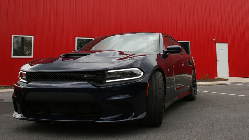 the charger hellcat is the most american insane car you can buy. Black Bedroom Furniture Sets. Home Design Ideas