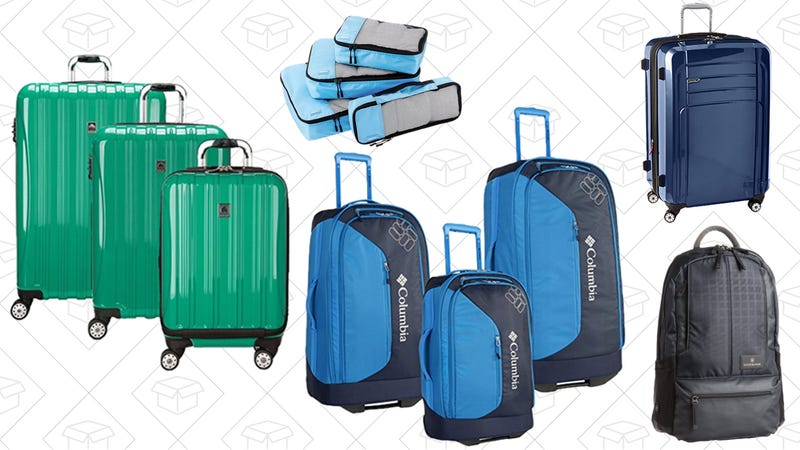 Luggage and Travel Gear Gold Box