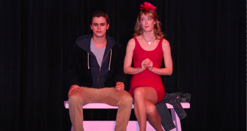 Illustration for article titled Queer Eye's Antoni starred with Mackenzie Davis in a 2011 production of Legally Blonde
