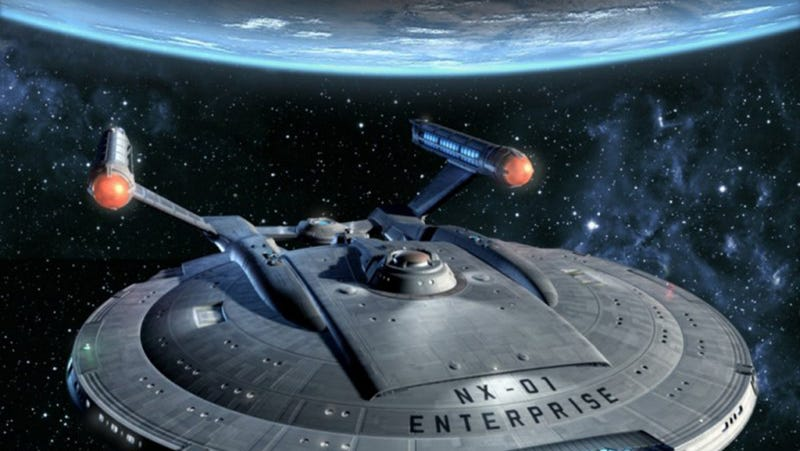 Illustration for article titled Did studio meddling cause all the problems with Star Trek: Enterprise?