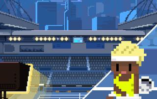 Serena Match Point
