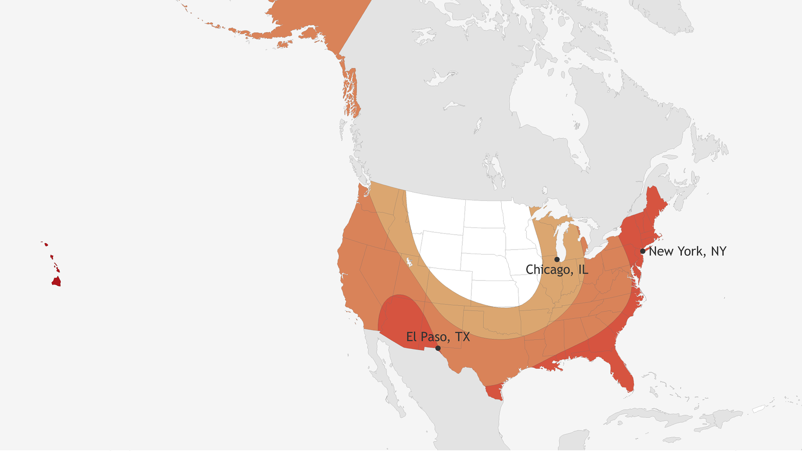 Will Your Summer Be Uncomfortably Hot?