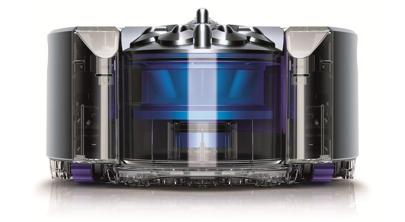 Illustration for article titled Dyson lanza su primer robot aspirador después de 16 años investigando