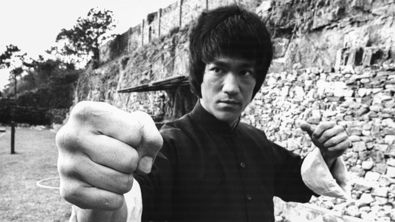 This is the real Bruce Lee