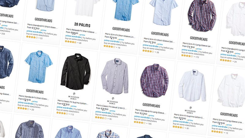 Up to 40% off men's shirts | Amazon