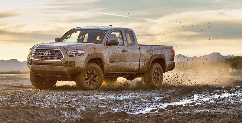 The Real Numbers Behind The Truck Wars Of 2017