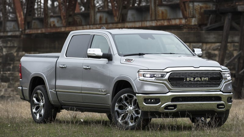 Illustration for article titled The 2020 Ram 1500 EcoDiesel's $36,890 Starting Price Undercuts Chevy And Ford