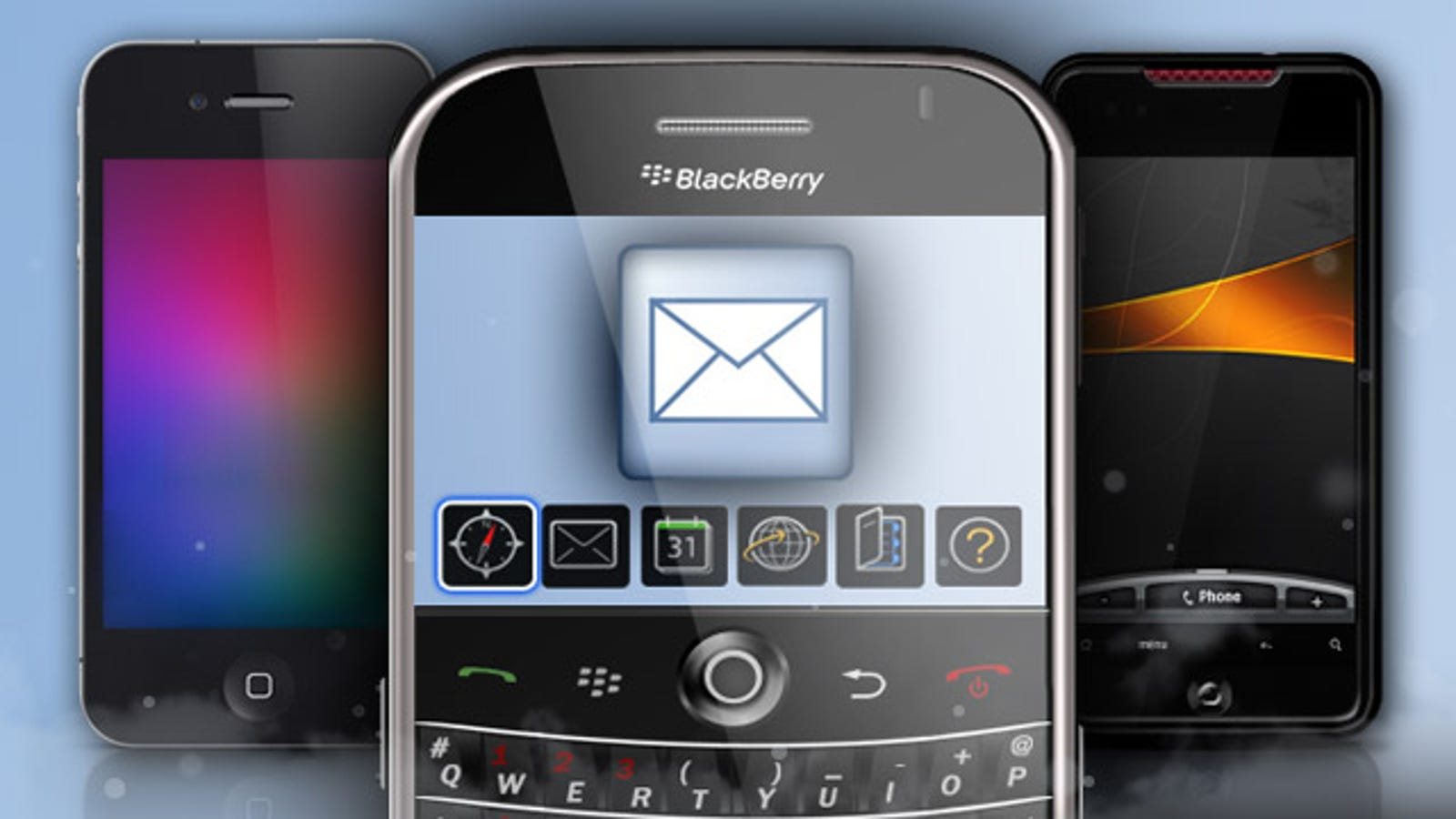 How to Bring BlackBerry's Best Email Features to iPhone or
